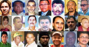 72 periodistas comunicadores sociales asesinados en Honduras; cuatro en 2017