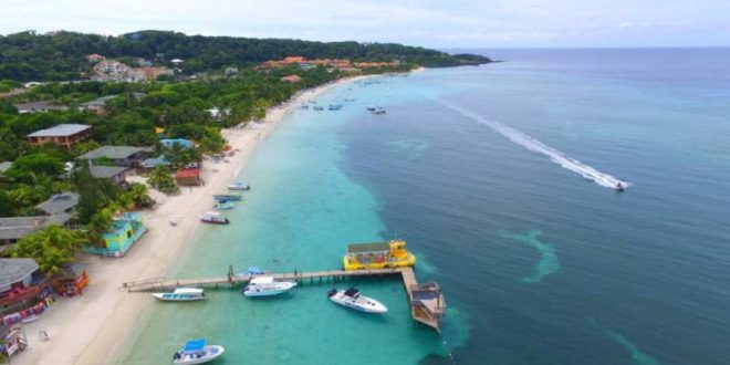 Roatán, el mejor destino turístico de Centroamérica para 2017