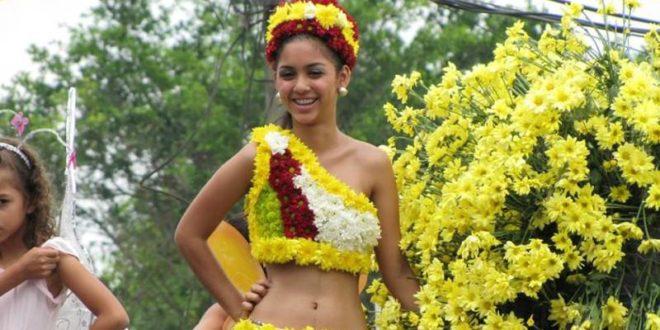 Festival de las Flores en Siguatepeque