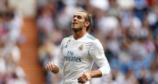 Gareth Bale vuelve antes de lo previsto