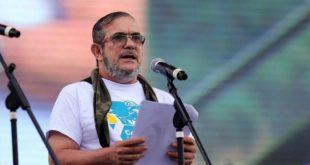 """Timochenko"" será candidato presidencial de las FARC"