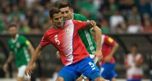 Costa Rica anunció convocatoria para amistosos en Europa
