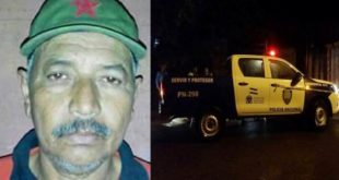 Asesinan a dos activistas de la Alianza de Oposición