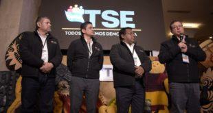 TSE anuncia entrega de credenciales a candidatos electos