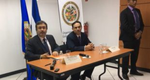 Presentan nuevo jurista internacional de la MACCIH