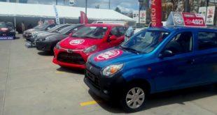Banco Atlántida 105 aniversario feria de autos compactos Honduras